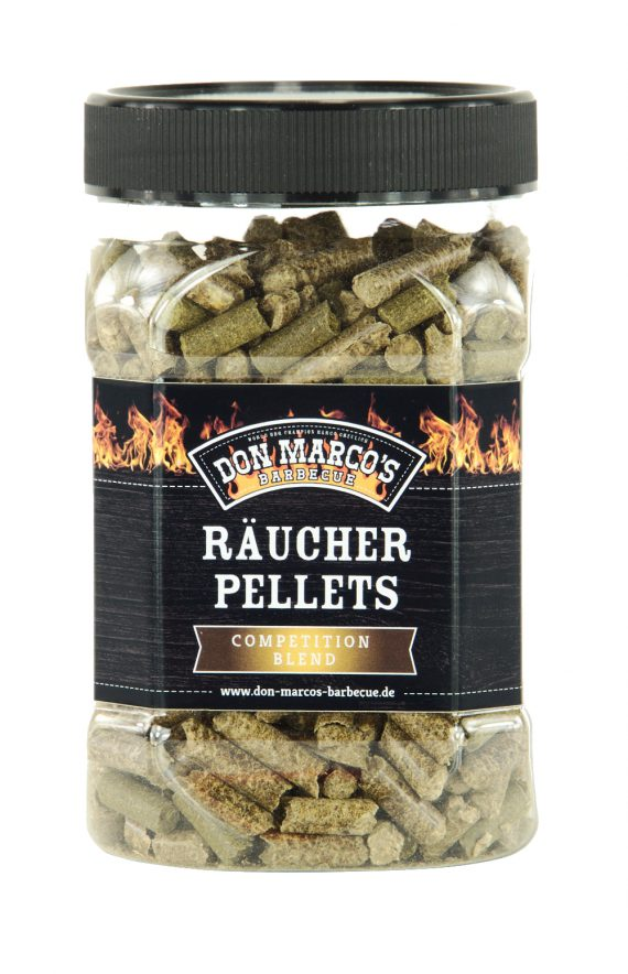 Don Marco's Barbecue Räucherpellets Competition Blend