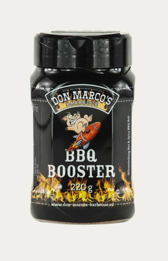 Don Marco's BBQ Booster 220g