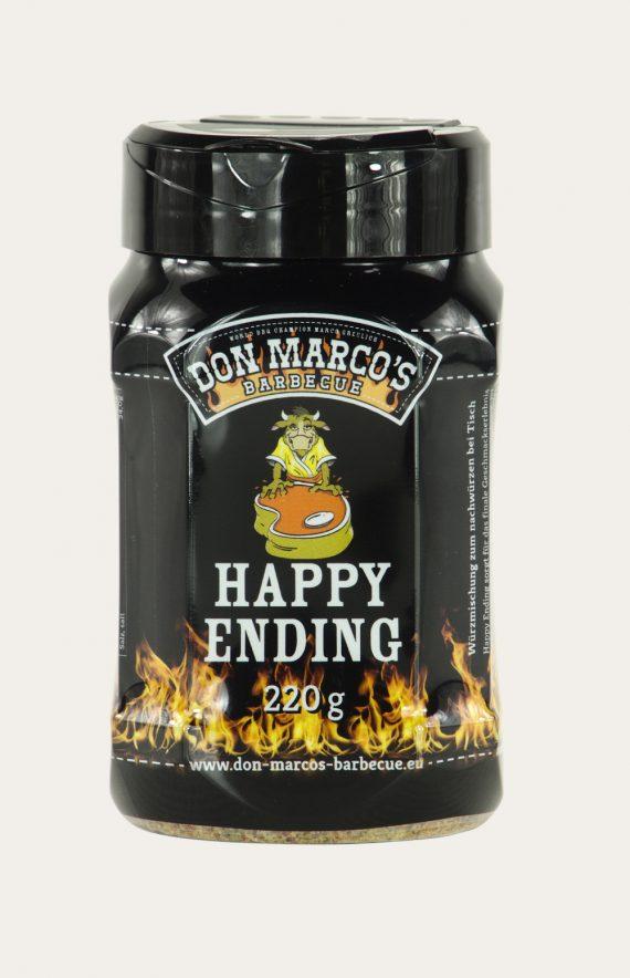 Don Marco's Happy Ending (Firekitchen)