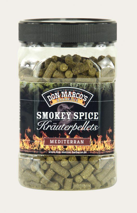Don Marco's Smokey Spice Kräuterpellets Mediterran 450g