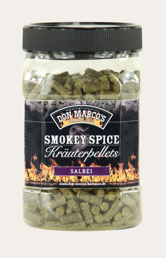Don Marco's Smokey Spice Kräuterpellets Salbei 450g