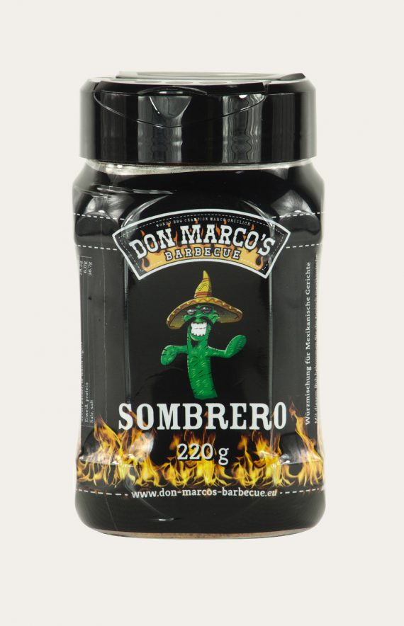 Don Marco's Sombrero