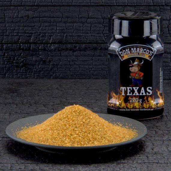 Don Marco's Texas Kohle Hintergrund