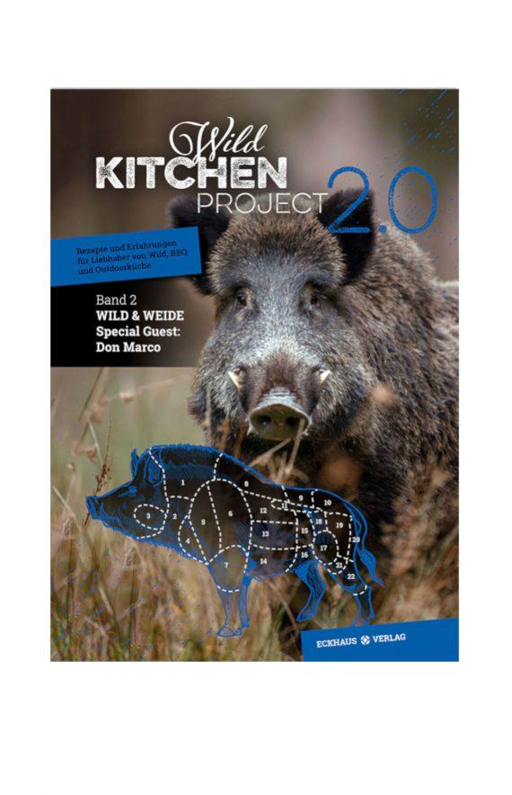 Wildkitchen Projekt 2 front