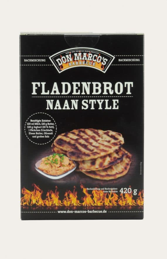 Don Marco's Fladenbrot Naan Style 420g