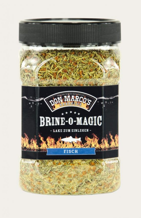 Brine-O-Magic Fisch 600g