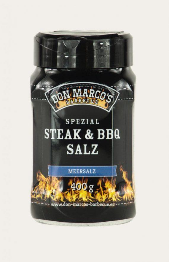 """Spezial Steak & BBQ Salz """"Meersalz"""" 400g (FireKitchen)"""