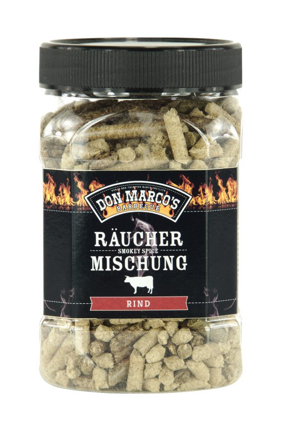 Don Marco's Barbecue Räucherpellets Rind
