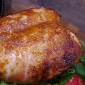 chipotle butter chicken Nahaufnahme