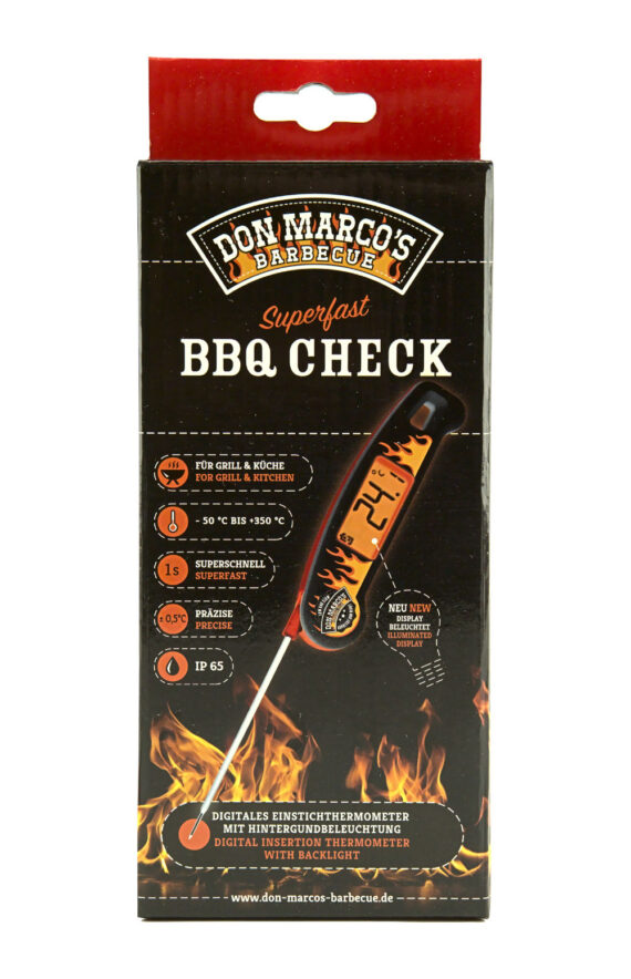 BBQ Check 2.0 Verpackung