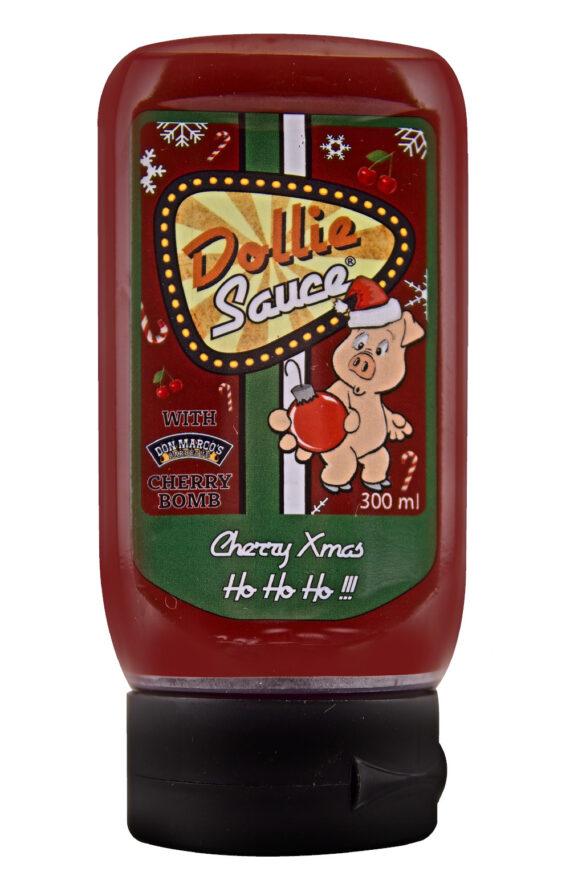dollie sauce cherry x mas weißter hintergrund